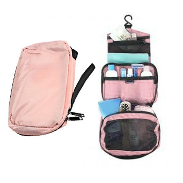 Portable Hanging Multi-function Makeup Cosmetic Bag Toiletry Pouch Storage 88 BS88 folding reusable shopping bag portable eco multi function pouch travel durable home storage handbag accessories supplies product