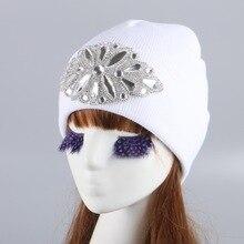 Норки и лисицы бейсболка пом англичане зимнюю шапку для женщин девушки шерсть шляпа трикотажные хлопок шапочки шапка новый толстая женщина шляпы