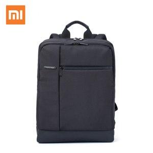 Image 1 - Xiaomi Mi Backpack Classic Business Backpacks Urban 17L Capacity Students Laptop Bag Men Women Bags For 15 inch Laptop