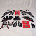 3M graphics kits & decals & sticker for Motorcycle Honda CRF50 dirt pit bike Parts Spare GP011