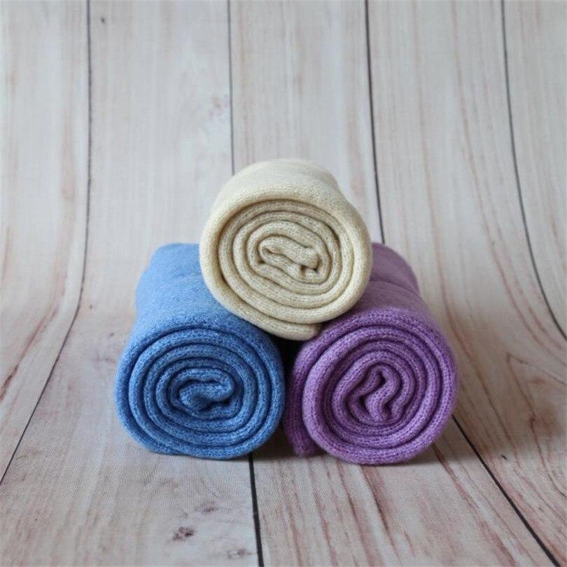 Newborn stretch knit wraps Baby swaddle blanket backdrop photo props Newborn Jersey wraps Photo props