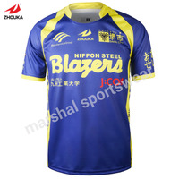 China Top Quality Sublimation Custom Polo T Shirt 100 Polyester Factory Price New Design Polo T