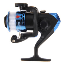 Fishing Reals Aluminum Body Spinning Reel High Speed G-Ratio