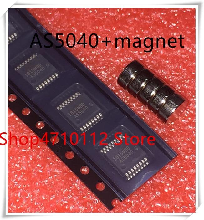 NEW 5PCS LOT AS5040 ASST AS5040 SSOP 16 IC
