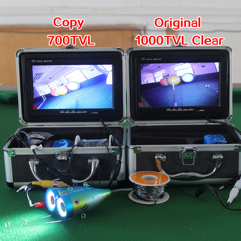 eyoyo original 30m 1000tvl hd cam professional fish finder, Fish Finder