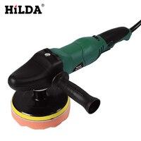 HILDA 1200W Variable Speed 3500rpm 150mm Polishing Machine Sander M14 Electric Floor Polisher Car Polisher Paint Care Tool
