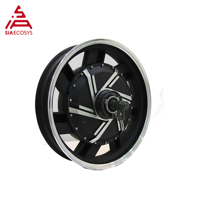 17inch 8000W 273 50H V2 Brushless DC Electric Scooter Motorcycle Hub Motor