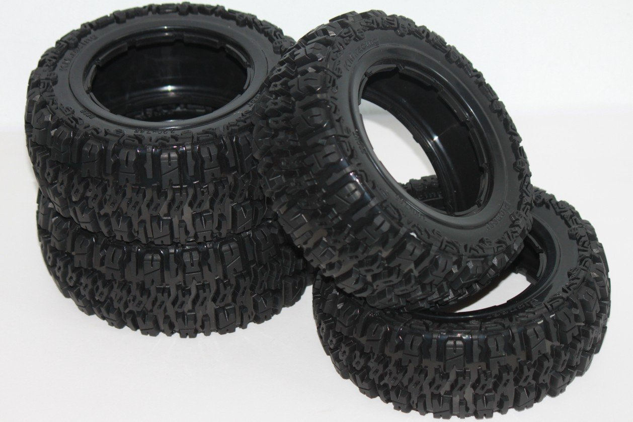 baja 5T  tire set  (4pc.2pc fron.2pc rear) mezz mpc3 111 2pc