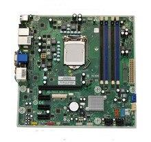 For MS-7613 VER:1.1 Motherboard 614494-001 612500-001 H57 LGA1156 Mainboard