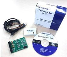 R7F0C8021 BE Renesas EZ CUBE ชิป COMPILER ชุดพัฒนา Emulator Downloader