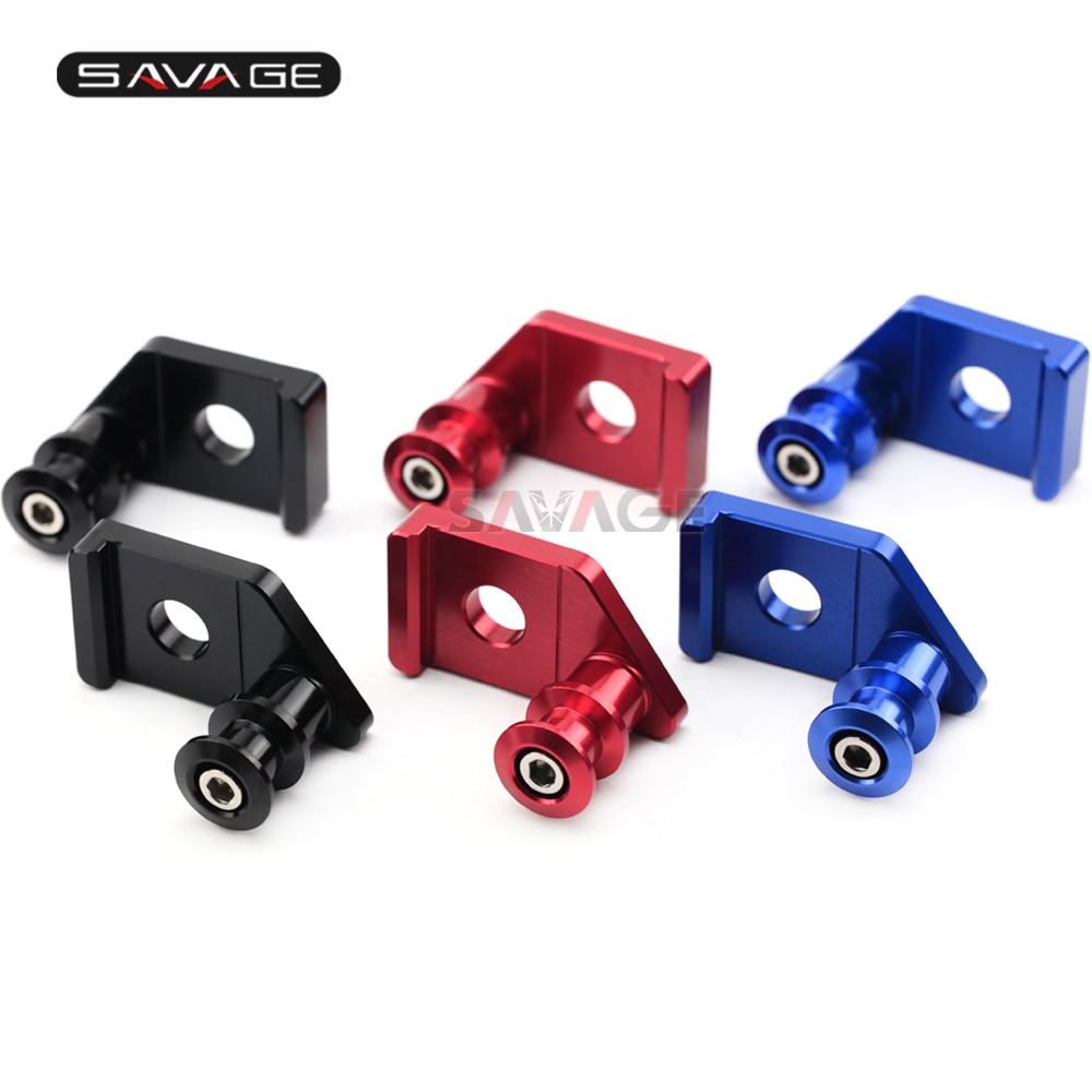 Swingarm Spools Slider Stand Screw For YAMAHA MT-125 2015-2018 2016 2017 YZF-R125 2008-2018 MT125 YZFR125 MT 125 YZF R125 CNC цены