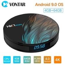 HK1 MAX 4GB 64GB TV Box Android 9.0 Rockchip 1080p 4K Wifi G