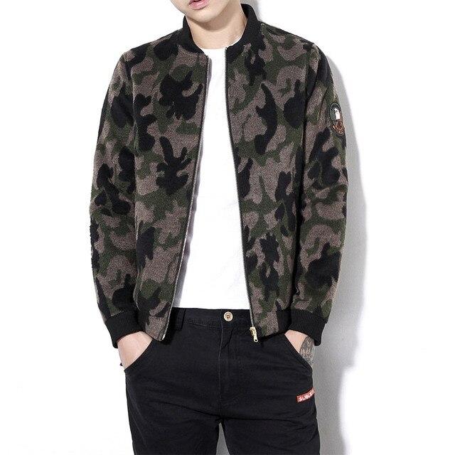 Brand New Men Bomber Jacket Fashion Nice Spring Men Jackets High ...
