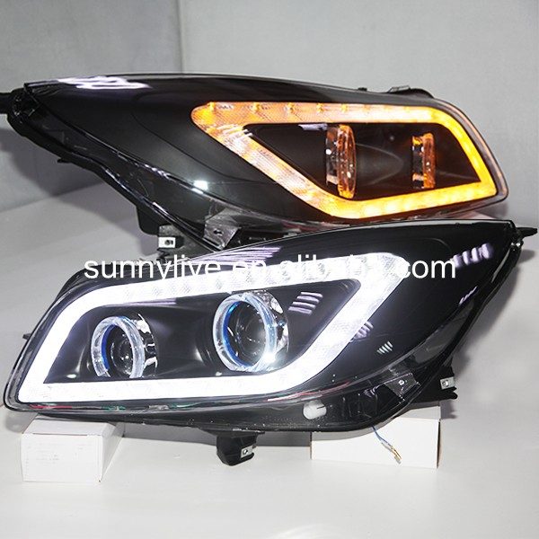 2013 Buicks: 2009 2013 Year FOR BUICK For Regal Opel LED Angel Eyes