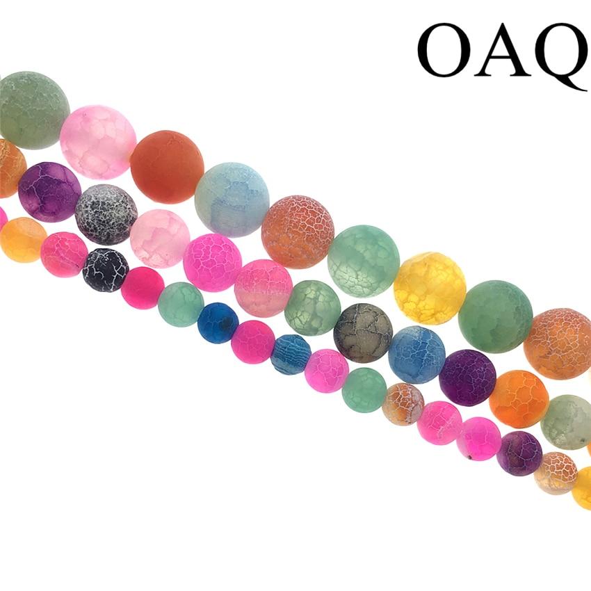Nagykereskedelmi színes álom 4-14mm tűz sárkány vénák carnelian divat ékszerek onyx gyöngyök ékszerkészítés