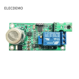 Image 3 - Mg811 이산화탄소 모듈 co2 센서 모듈 직렬 출력 대기 품질 감지 릴레이 제어