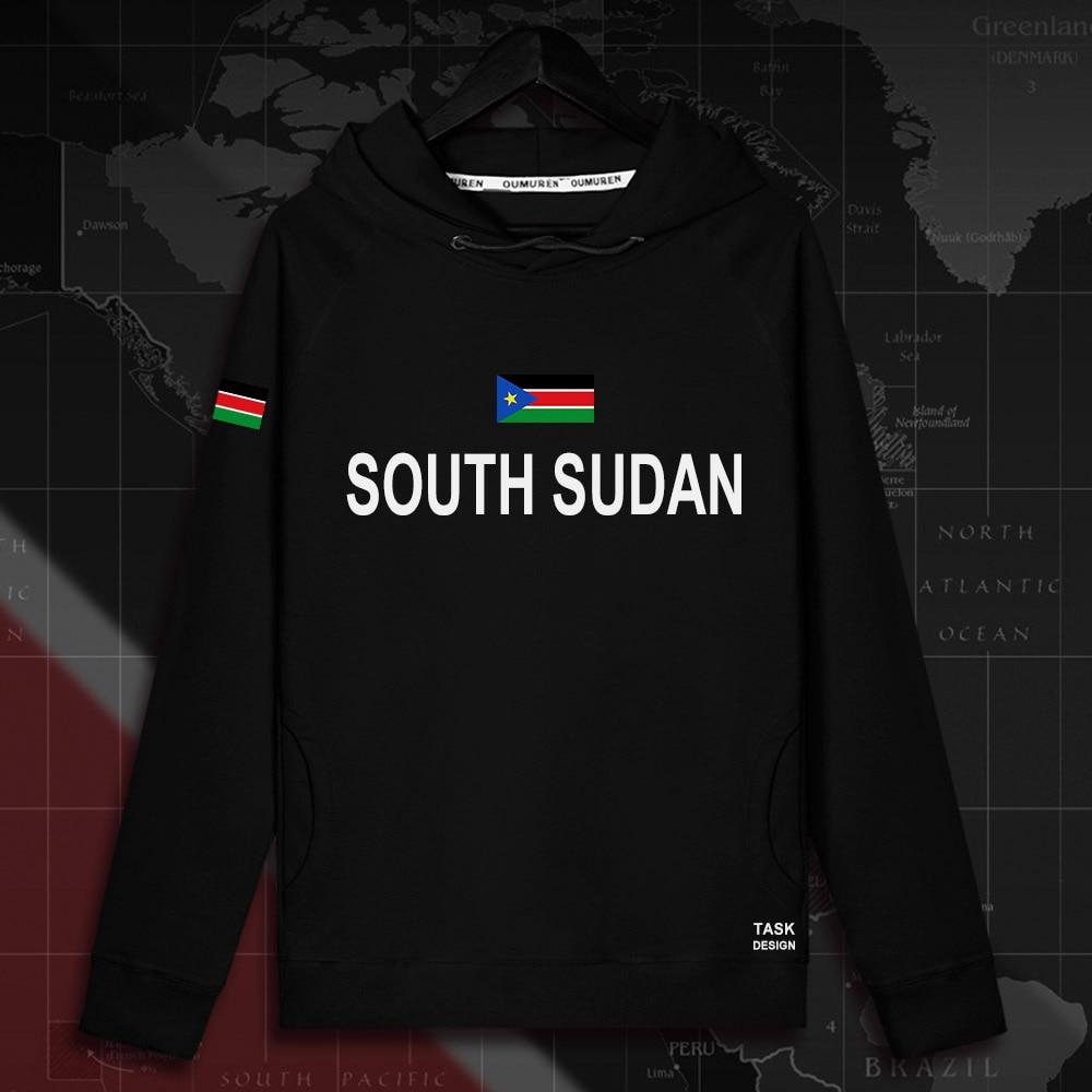 South Sudan Sudanese SSD mens hoodie pullovers hoodies men sweatshirt new streetwear clothing Sportswear tracksuit nation new 01