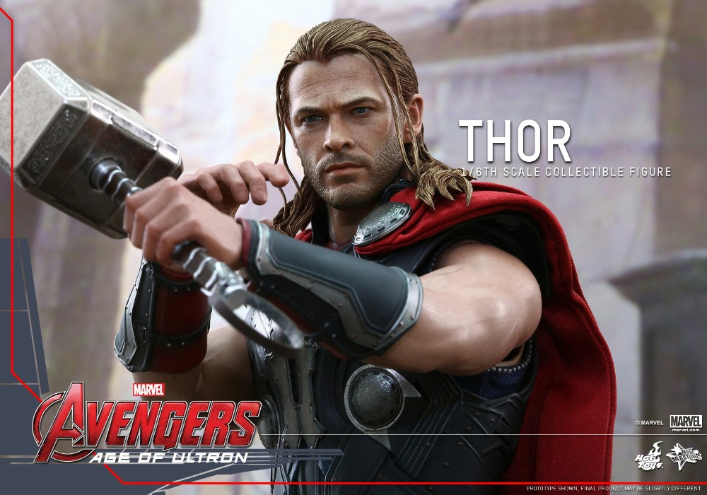 1/6 scale Figure doll Avengers: Age of Ultron THOR 4.0.12 action figures doll.Collectible figure Model toys and gifts new hot 17cm avengers thor action figure toys collection christmas gift doll with box j h a c g