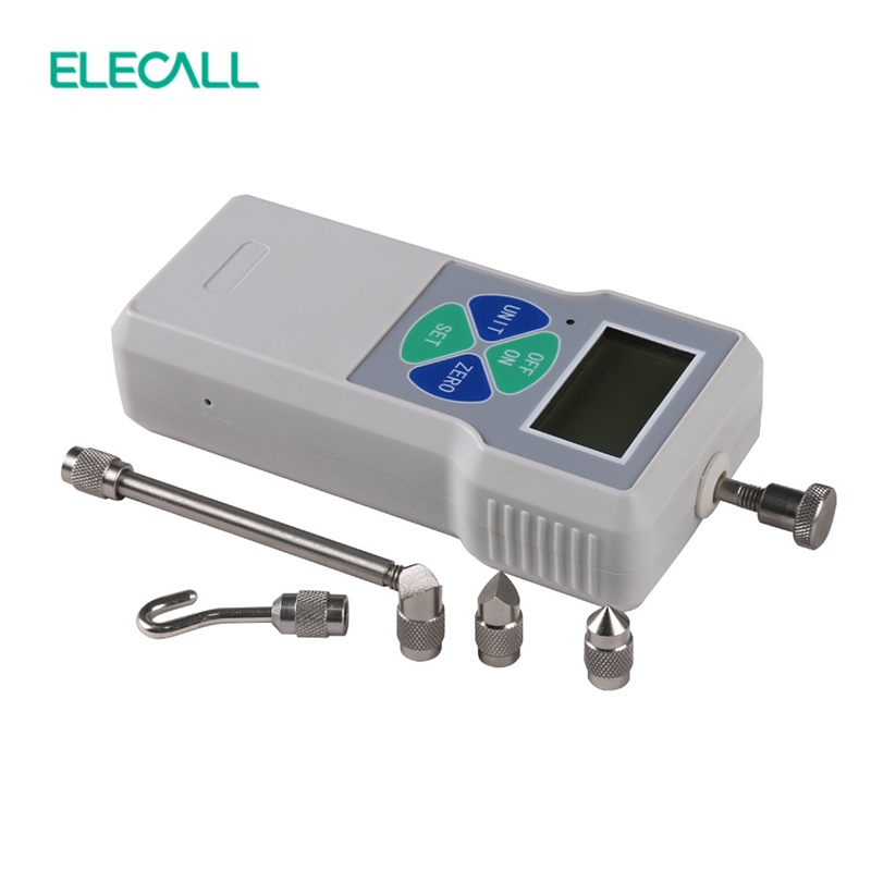 ELK-10 Digital Dynamometer Force Measuring Instruments Thrust Tester Digital Push Pull Force Gauge Tester Meter  3n digital portable push pull force gauge dynamometer force tester
