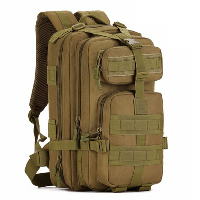 40L Molle Equipment Men's Bag Backpack 30L for Hike Trek Camouflage Travel Backpack Rucksack Waterproof Nylon Military Bag Pack military tactics backpack rucksack bag 35l for hike trek camera backpack waterproof nylon travel laptop bag pack 14