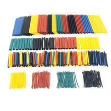 Connectors 328Pcs Car Electrical Cable Tube kits Heat Shrink