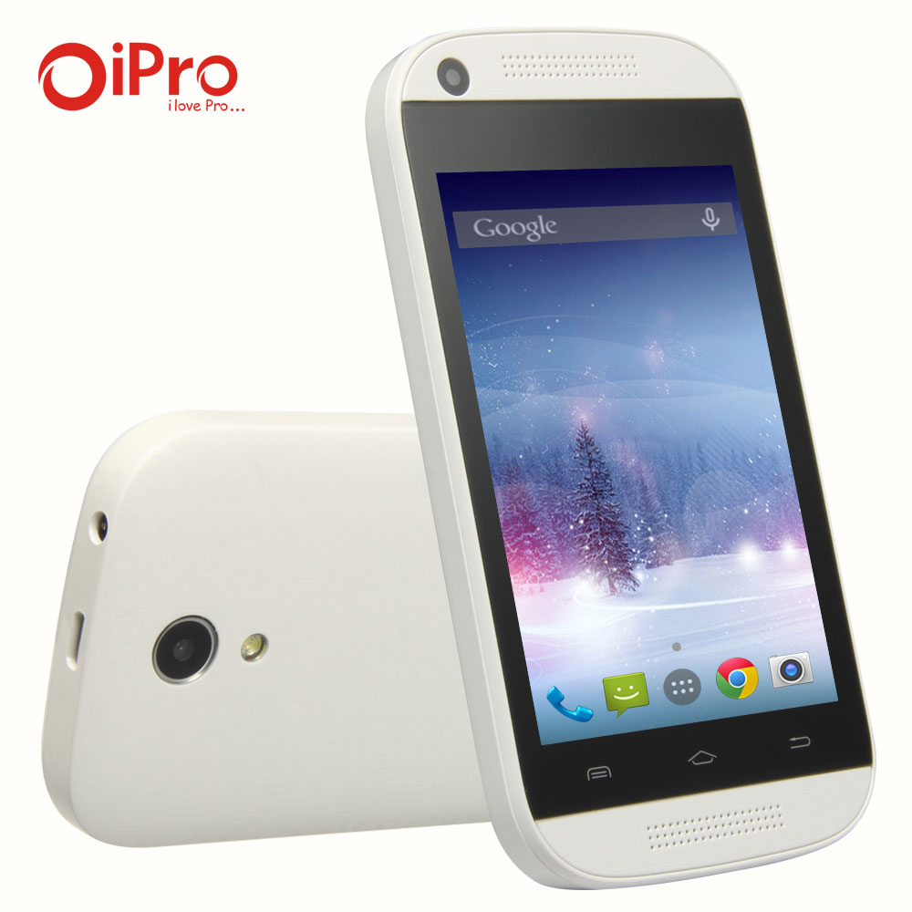 Original IPRO Celular Android 4 4 MTK6571 Dual Core Mobile Phone Ram 512M Rom 4G Dual
