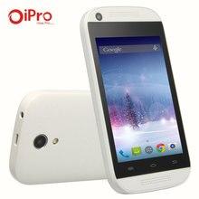 Original Teléfono Celular Android 4.4 MTK6571 Dual Core Móvil IPRO Ram 512 M Rom 4G Dual SIM 3G WCDMA Smartphone WIFI ruso