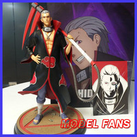 MODEL FANS IN STOCK 26cm FOC NARUTO Akatsuki Hidan GK resin made toy figure for Collection Handicrafts