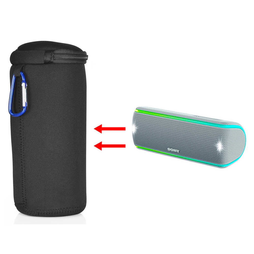 Protable Carrying Pouch Case for Sony XB31 SRS-XB31 SRS XB31 Bluetooth Speaker Bag Travel Outdoor Sports Box Solf Storage Cover