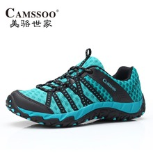 Famous Brand Womens Sports Outdoor Hiking Shoes Sneakers For Women Mesh Climbing Mountain Trekking Shoes Woman