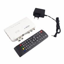 ISDB T Digital Terrestrial Receiver HD Video Converter Terrestrial Set Top Box For TV Monitor LCD