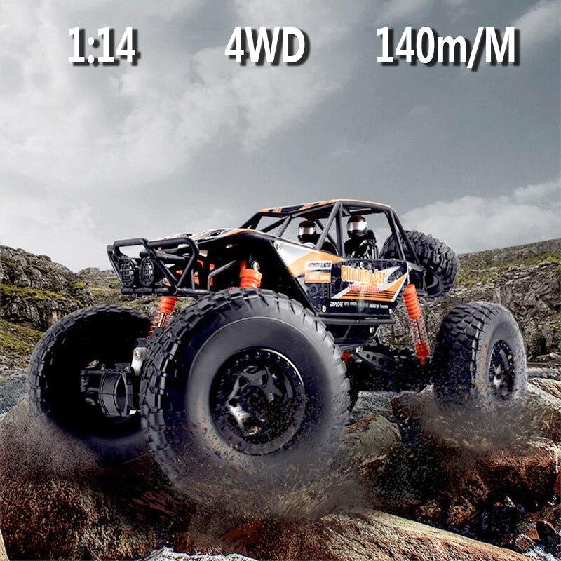 LOZ RC Voiture 2.4G Échelle 1:14 voiture électrique hors route Voiture Supersonique monster truck Off-Road Buggy Véhicule jouet électronique rc voiture