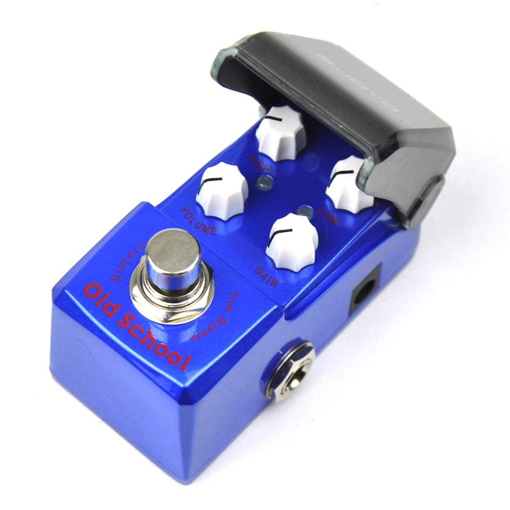 buy joyo jf 313 old school distortion guitar effects mini pedal vintage rock. Black Bedroom Furniture Sets. Home Design Ideas