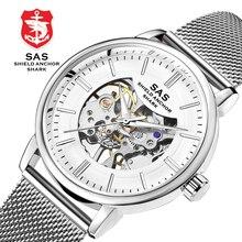 mécanique montre-bracelet Masculino argent