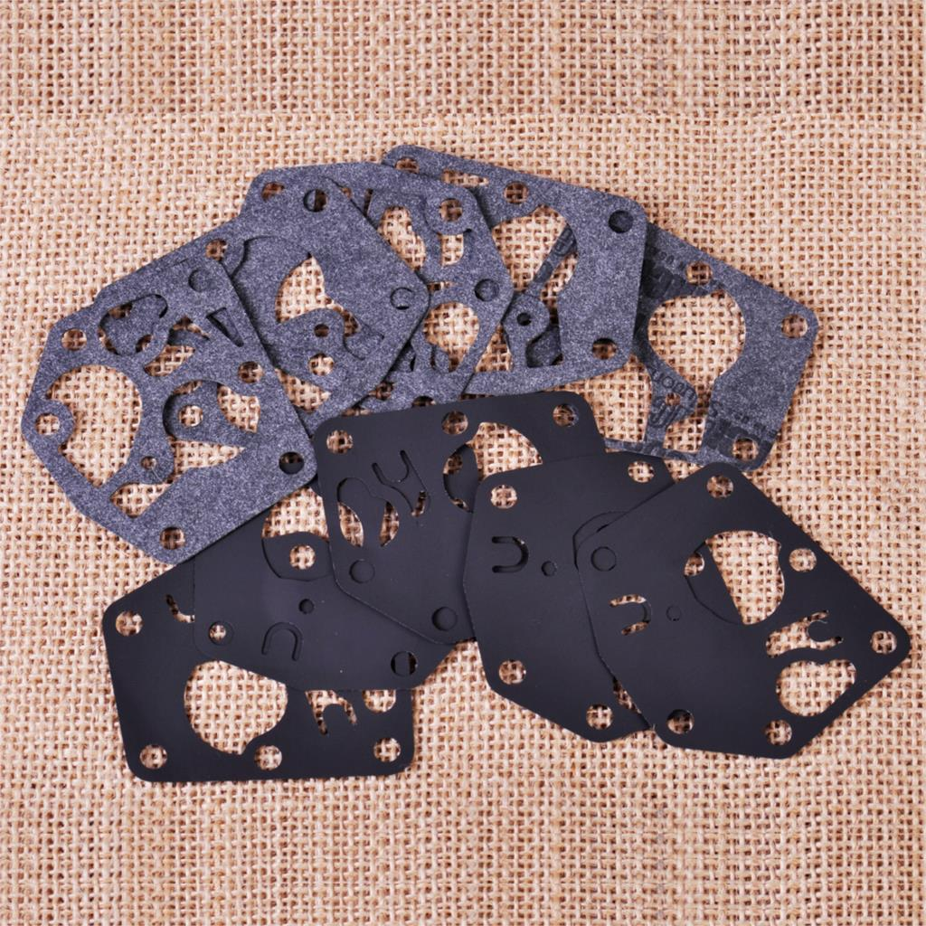 LETAOSK New Diaphragm Gasket Kit Fit For Briggs & Stratton 495770 795083 5083H 5083K Carburetor