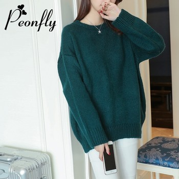 Simplee Sexy hollow out autumn winter sweater women O neck long sleeve  casual pullover 2018 New fashion loose knitted jumper - beeffa review 145e13817