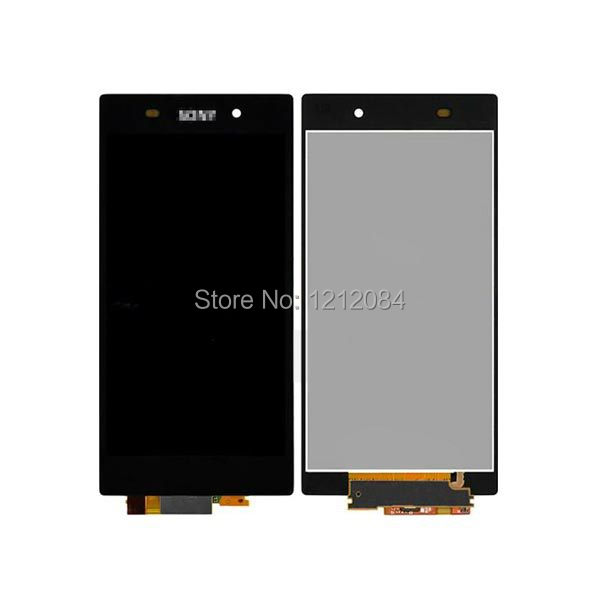 NEW lcd display+touch digitizer screen for sony xperia z1 l39h c6903 c6902 c6943 lcd replacement screen free shipping