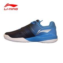 Стабильности круто амортизацию li-ning теннисные туфли красочный дышащий спортивная поддержка кроссовки