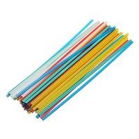 50x пластиковые сварочные стержни PP/PVC Обтекатели сварочные палочки пластиковый сварочный набор инструментов