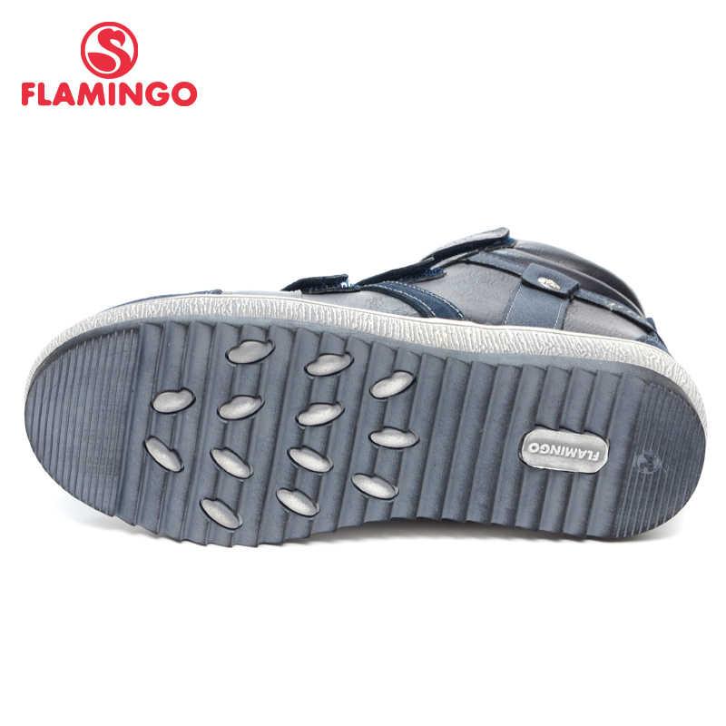 QWEST (HẠC) mùa Thu Cảm Thấy Chống trơn trượt thời trang trẻ em giày cao chất lượng giày Kids cho bé trai Size 31-36 Miễn Phí vận chuyển w6XY231/232
