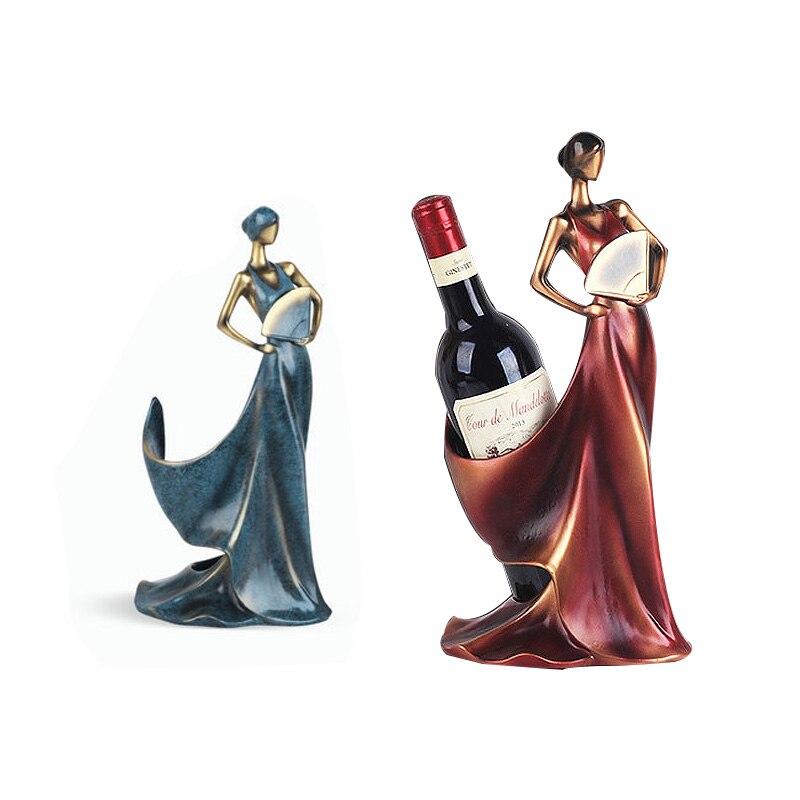 Смола египетская Смола винный шкаф лучший держатель бутылки вина египетская богиня винный стенд аксессуары домашний бар Декор винный держ...