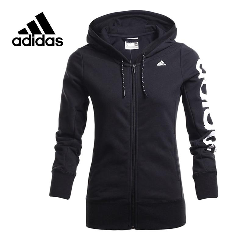 Adidas Original New Arrival Official Women s Jacket Breathable Hooded  Sportswear AJ4579 9c294262c