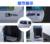 Zebra P330i Impresora de Tarjetas de IDENTIFICACIÓN de PVC de una sola cara 300 dpi full color