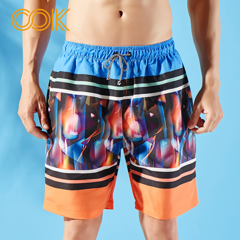 OOK New   Board     Shorts   Men Fast Dry Air Beach   Shorts   SwimWear Polyester Summer Outwear   Short   Pants Men Plus Size Sport Outdoor