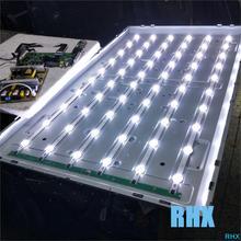 Für LG 42 zoll LCD hintergrundbeleuchtung 6637L 0017A PPW HL42DC LC420DUN 6916L 1120A 1121A 1122A 1123A 1set = 12 stück R1 + l1 Länge ist 832mm