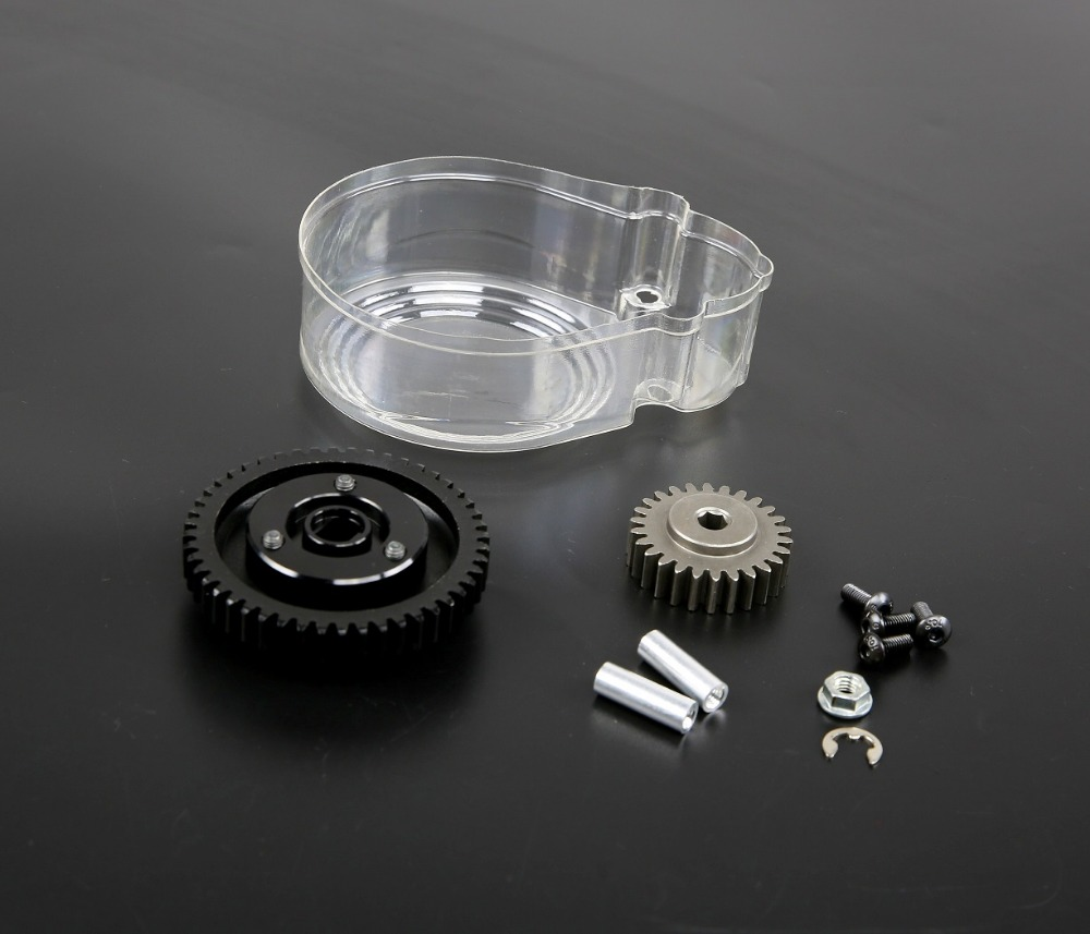 metal 48T/26T super high speed Metal gear set 853191 for 2 speed gear kit 1/5 scale gas rc baja