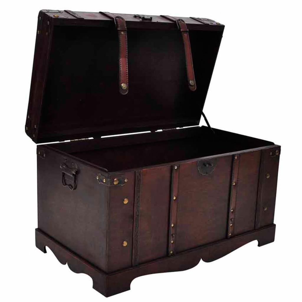 storage treasure chest