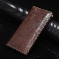 4 5 8 Universal Genuine Leather Case For Meizu Meilan U20 U10 5S M5 MX5 Mx6