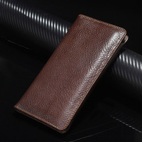 4 5 8 Universal Genuine Leather Case For Meizu Meilan U20 U10 5S M5 MX5 Mx6