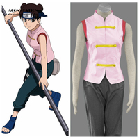 2016 Anime Product Top Selling NARUTO Anime Cosplay Naruto XP Tenten Costume Halloween